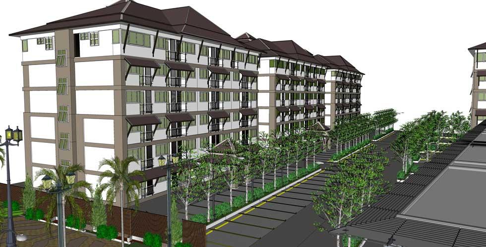apartment-bangyai