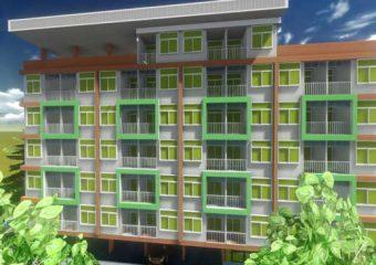 Apartment 7 floor lumlukka